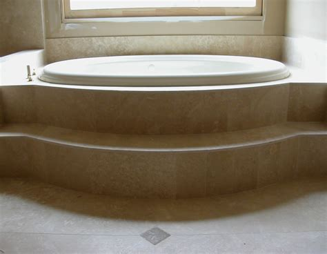 travertine bathtub travertine jacuzzi tub installation travertine installers