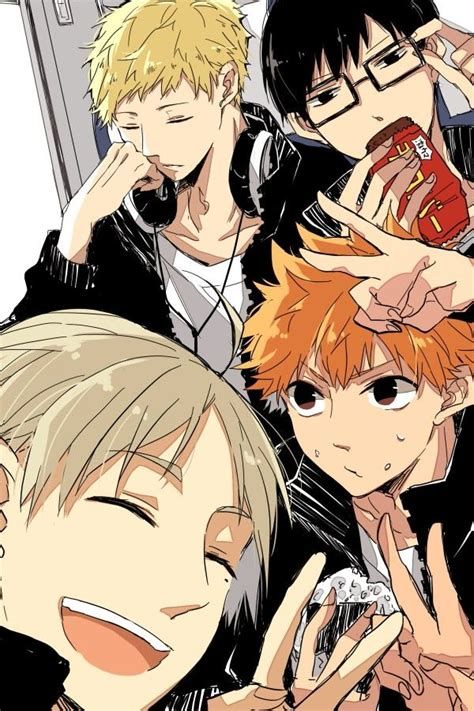 anime haikyuu haikyuu anime pinterest