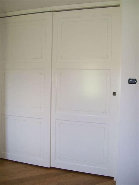 armadio a muro scorrevole 17 migliori idee su armadio in corridoio su
