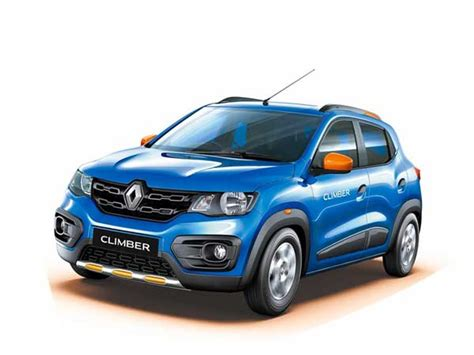 renault kwid climber launched in india launch price