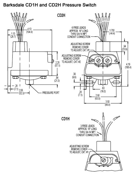 merrill pressure switch type mp3050g wiring diagram 51