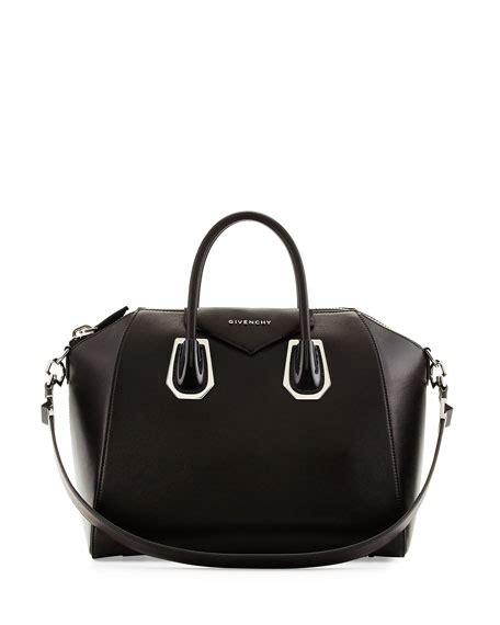 Givenchy Antigona Hardware givenchy antigona medium satchel bag with plexi hardware