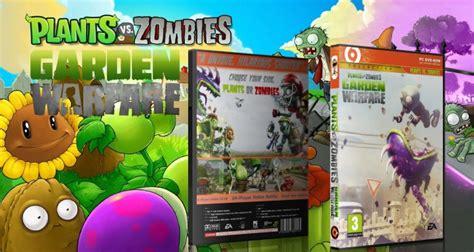 Plants Vs Zombies Garden Warfare Wii by Plants Vs Zombies Garden Warfare Pc Box Cover By