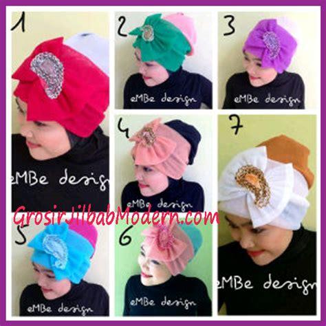 Kerudung Dan Turban Anak Instan turban luvita series grosir jilbab modern jilbab cantik