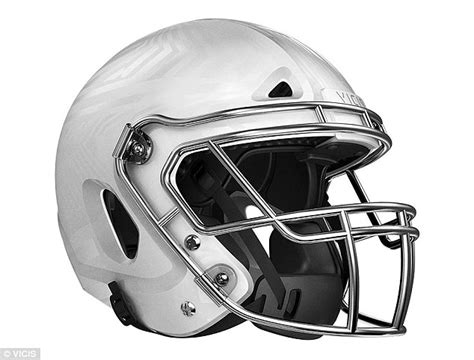 how seattle startup vicis created the zero1 the helmet vicis s inside out zero1 football helmet could reduce