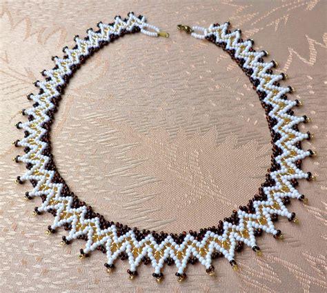 Free Pattern For Necklace Teresa Magic Bloglovin