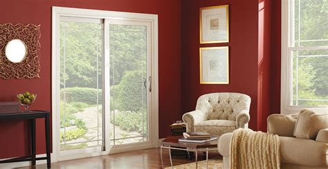alside promenade sliding glass door professional installation work guaranteed
