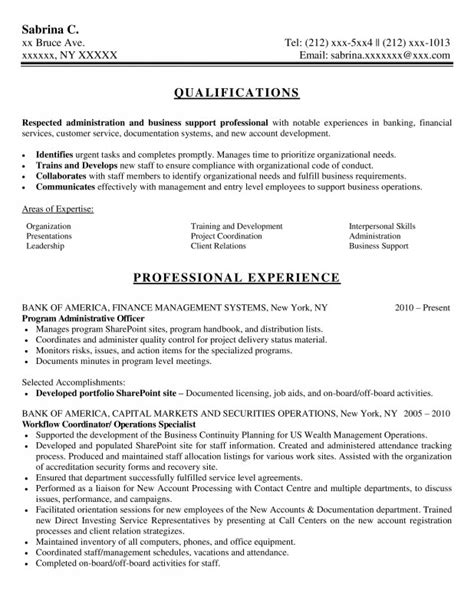 Resume Sles Healthcare Administration Sles New York Resume Writing Service Resumenewyork