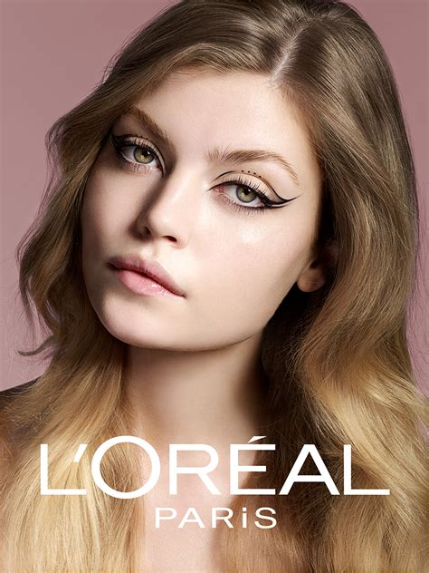 Loreal New Talent Make Up Artist Competition by Image Gallery L Oreal Models