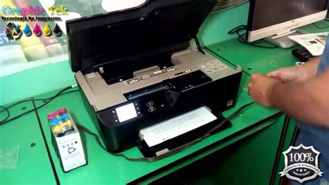 Tinta Inkjet Printer Hp instalacion sistema de tinta continua en hp deskjet 3520 e all in one printer cartuchos hp 364