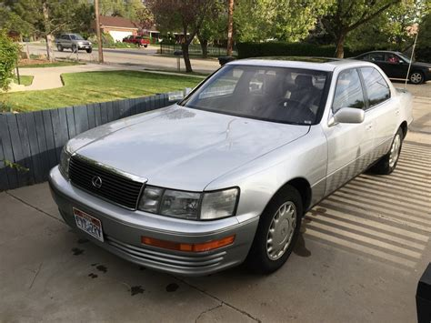 auto body repair training 1991 lexus ls electronic valve timing 1991 lexus ls 400 for sale 41 used cars from 960
