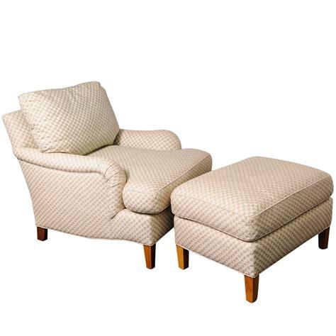 fabric ottoman aiomp3s club club chair and ottoman with diamond star pattern cream