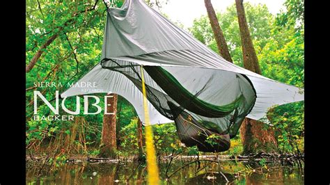 Nube Hammock Shelter nub 233 the perfected hammock shelter by madre