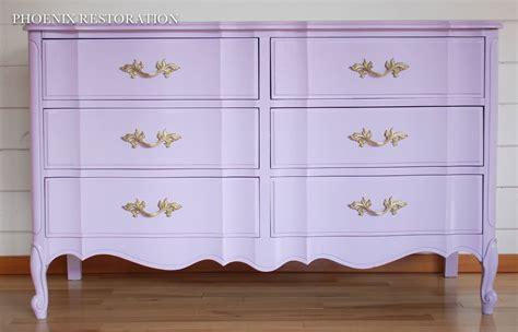 Purple Dresser by Custom Mixed Purple Dresser General Finishes Design Center