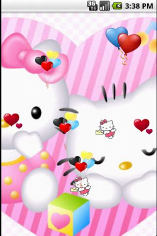 hello kitty live wallpaper apk free hello kitty baby cute live wallpapers apk download