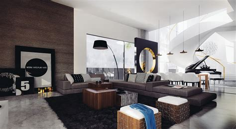 26 living rooms that put a unique spin on what modern means 26 living rooms that put a unique spin on what modern means