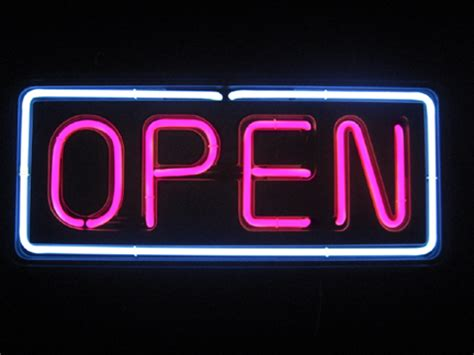 light up open closed sign neon open sign images