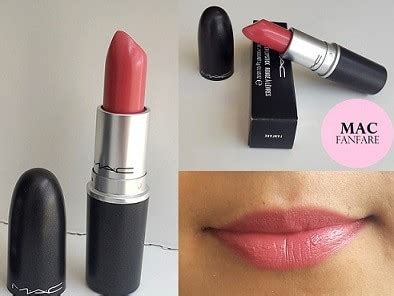 MAC Fanfare Cremesheen Lipstick: Review, Swatches, Dupe