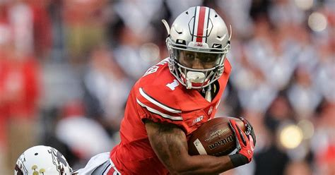 braxton miller tattoos the buckeyes continue to absolutely dominate the nfl draft