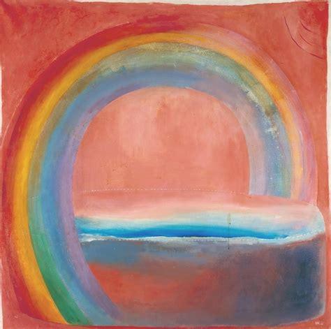 painting rainbow rainbow painting i norman tate