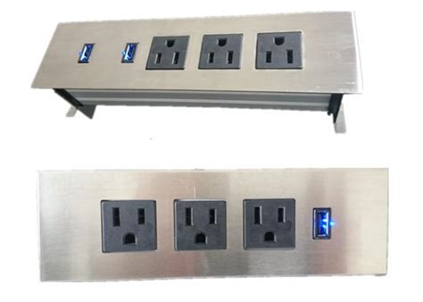 desk with electrical outlets furniture with electrical outlets furniture designs