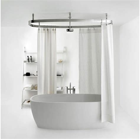 curtains designer shower curtains curved shower curtain shower curtain rail from agape design cooper curved
