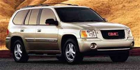 how it works cars 2003 gmc envoy engine control 2003 gmc envoy details on prices features specs and safety information