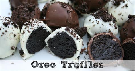 oreo truffles recipe dishmaps