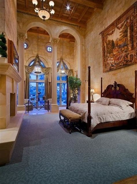 two story master suite palatial two story master suite in mediterranean style boca raton florida villa beds fit for