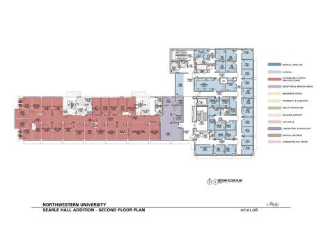 www floorplan searle student health facilities northwestern