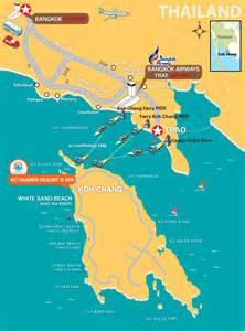 Car Rental Bangkok To Trat Map Location Kc Grande Resort Spa Koh Chang