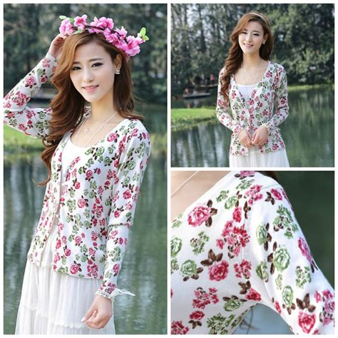 Baju Fashion Bahan Import Lsc 05 choordt tart iunfo uliya dress korea motif bunga