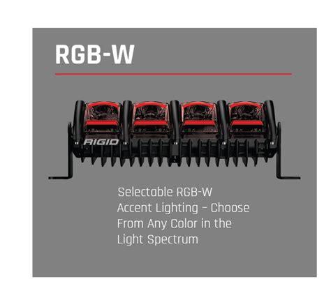 rigid industries 10 led light bar rigid industries 10 quot adapt series led light bar