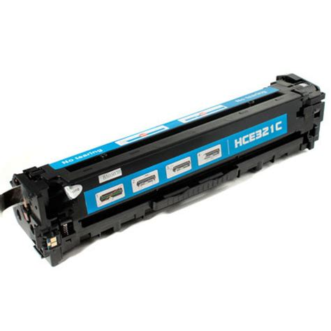 Toner Cartridge Compatible Hp 128a For Use In Cm1415 Ce323 Magenta compatible for hp ce321a cyan toner cartridge hp 128a