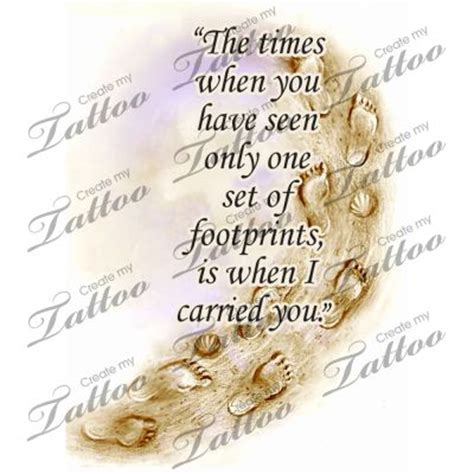 footprints in the sand tattoo designs best 25 footprints in the sand ideas on