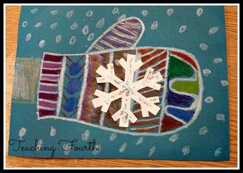 mitten art fun family crafts
