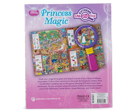disney princess a magical 1608875539 disney princess magic extreme look and find book great daily deals at australia s favourite