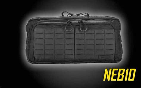 Nitecore Ntc10 Tactical Bag nitecore ntc10 neb10 and neb20 the tactical bags gunsweek