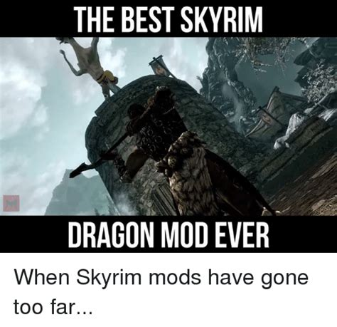 Skyrim Meme - skyrim dragon meme www pixshark com images galleries