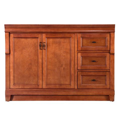 48 inch vanity cabinet only foremost naples 48 in w bath vanity cabinet only in warm