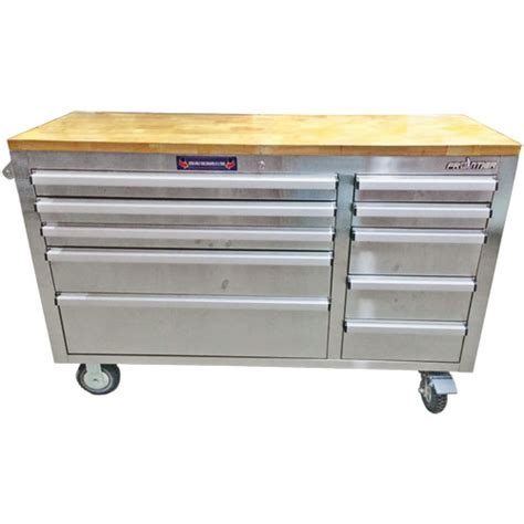 rural king gun cabinet 56 quot frontier stainless steel rolling tool cabinet