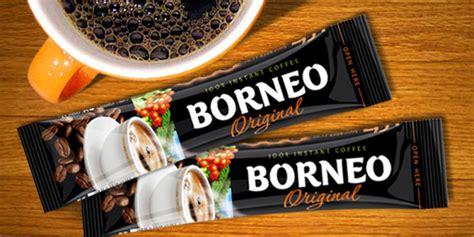 Borneo Herbal Coffee borneo the dieline packaging branding design innovation news