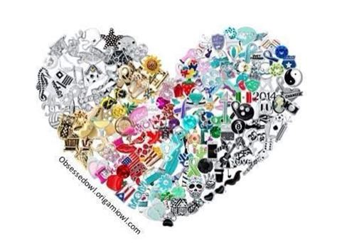 How Many Charms Does Origami Owl - guess how many charms for a answer