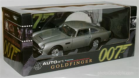 autoart aston martin db5 bond 007 vehicles aston martin db5 from autoart