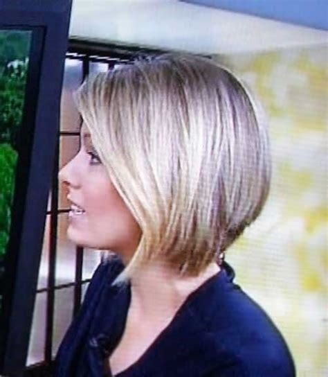 Dylan Dreyer Hair | dreyer with bangs dylan dreyer current bob hairstyle
