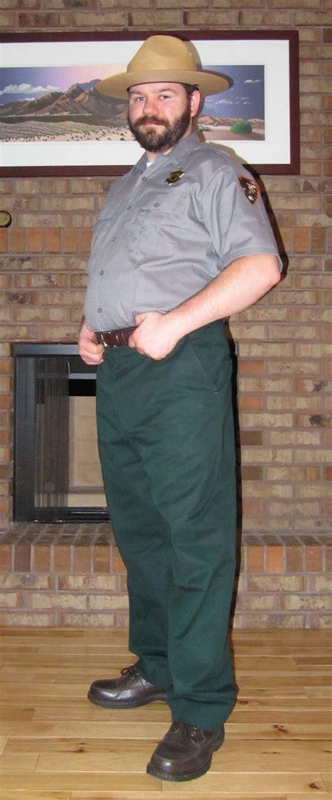 park ranger outfit  halloween  park ranger