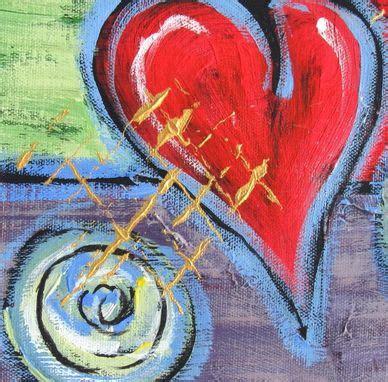 acrylic painting gifts custom gift idea acrylic abstract painting