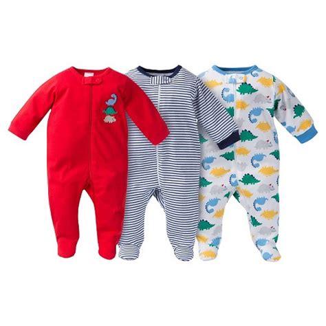 gerber onesies baby sleep n play footed sleepers