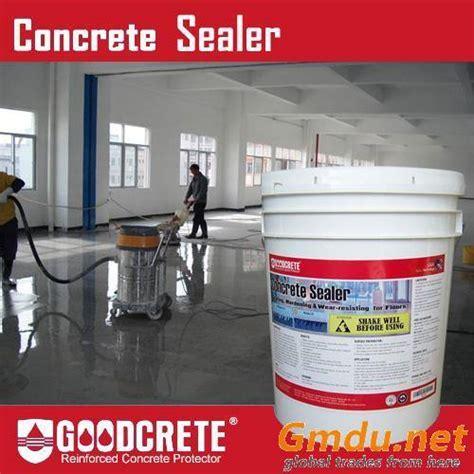 Nano Lithium Silicate Concrete Sealer   Goodcrete