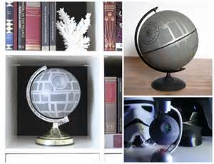 Star Wars Home Decorations Giy Star Wars Death Star Globes From Our Nerd Home